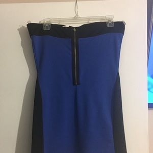 Dresses - Women's mini dress